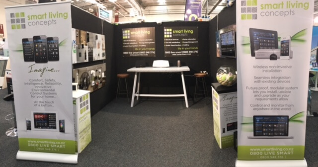 Update from Waikato Home & Garden Show 2017