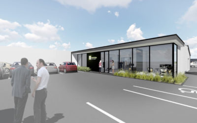 Smart Living's New Building