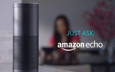 Amazon Echo has arrived!