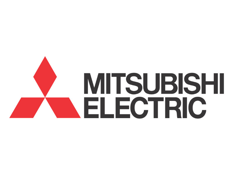 Picture of the Mitsubishi Electric logo